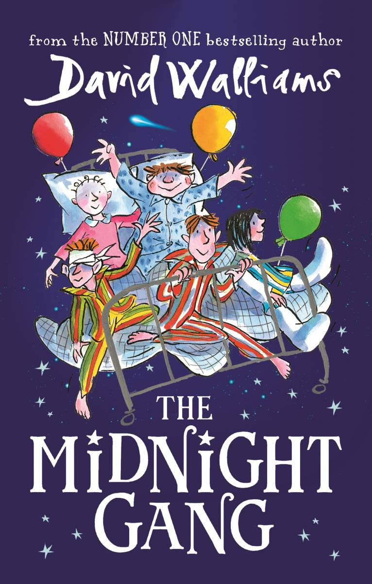 The Midnight Gang book jacket