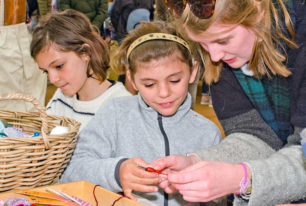 Children's half-term activities at the Museum
