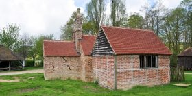 Newdigate bakehouse at the Weald & Downland Museum