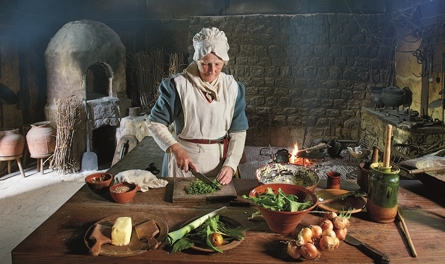 Winkhurst Tudor Kitchen at the Museum