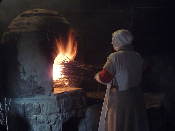 Historic Life Weekend: Bread & Butter