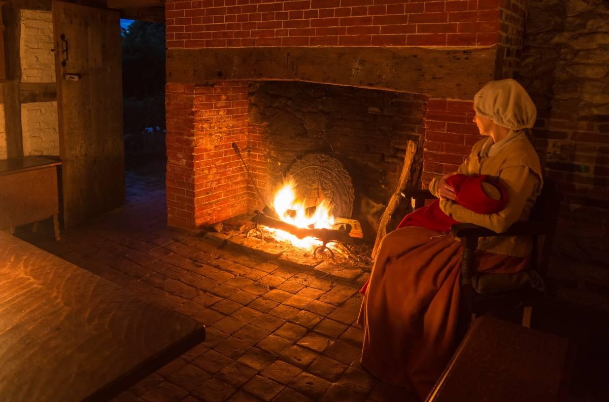 Historic Life Weekend: Fire & Light