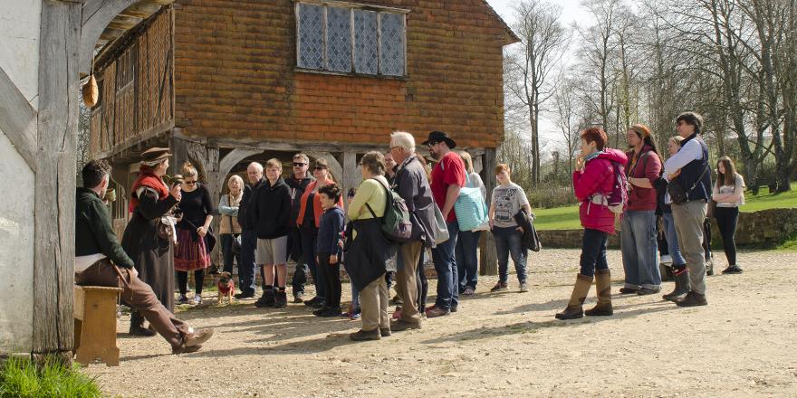 Historic Life Weekend: Medieval Medicine