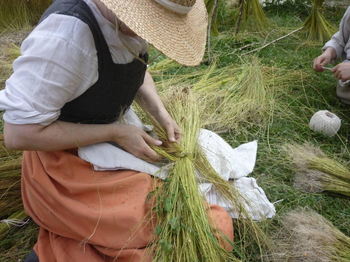 Historic Life Weekend: Textiles
