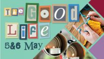 Image of Good Life event advert