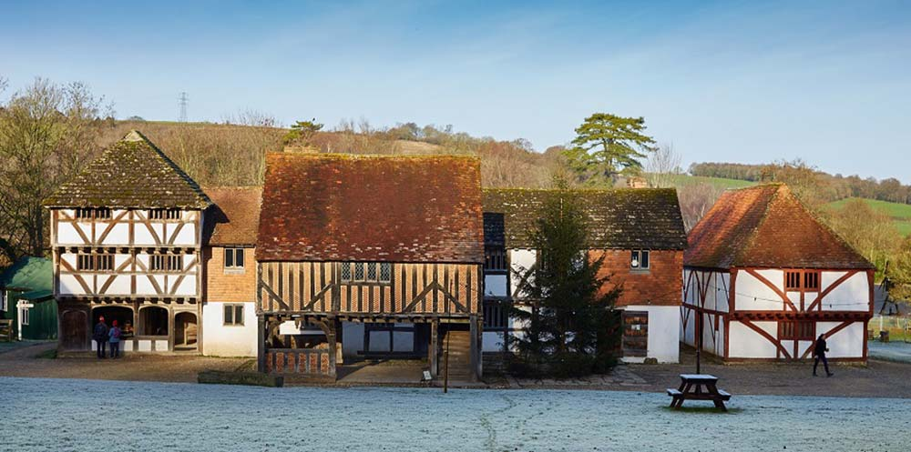 Christmas at The Weald & Downland Living Museum
