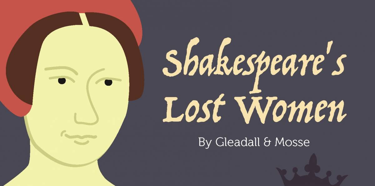 Shakespeare's Lost Women (Ticketed)