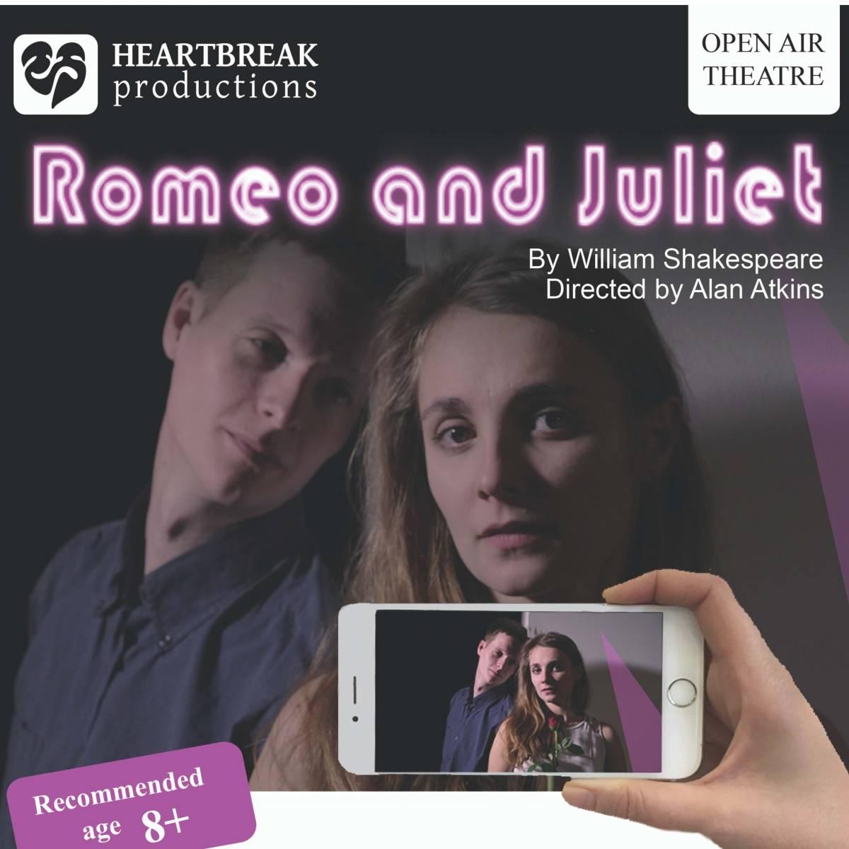 Romeo & Juliet by Heartbreak productions promo image