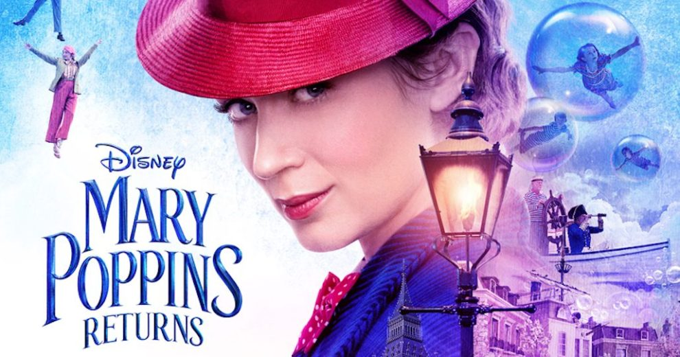 Mary Poppins Returns promo image of Mary