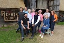 The BBC's Repair Shop team at the Weald & Downland Living Museum