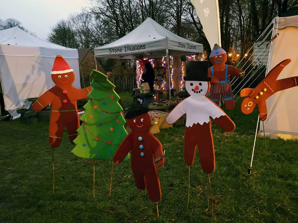 Festive food and fun at the Museum's Christmas market-2019
