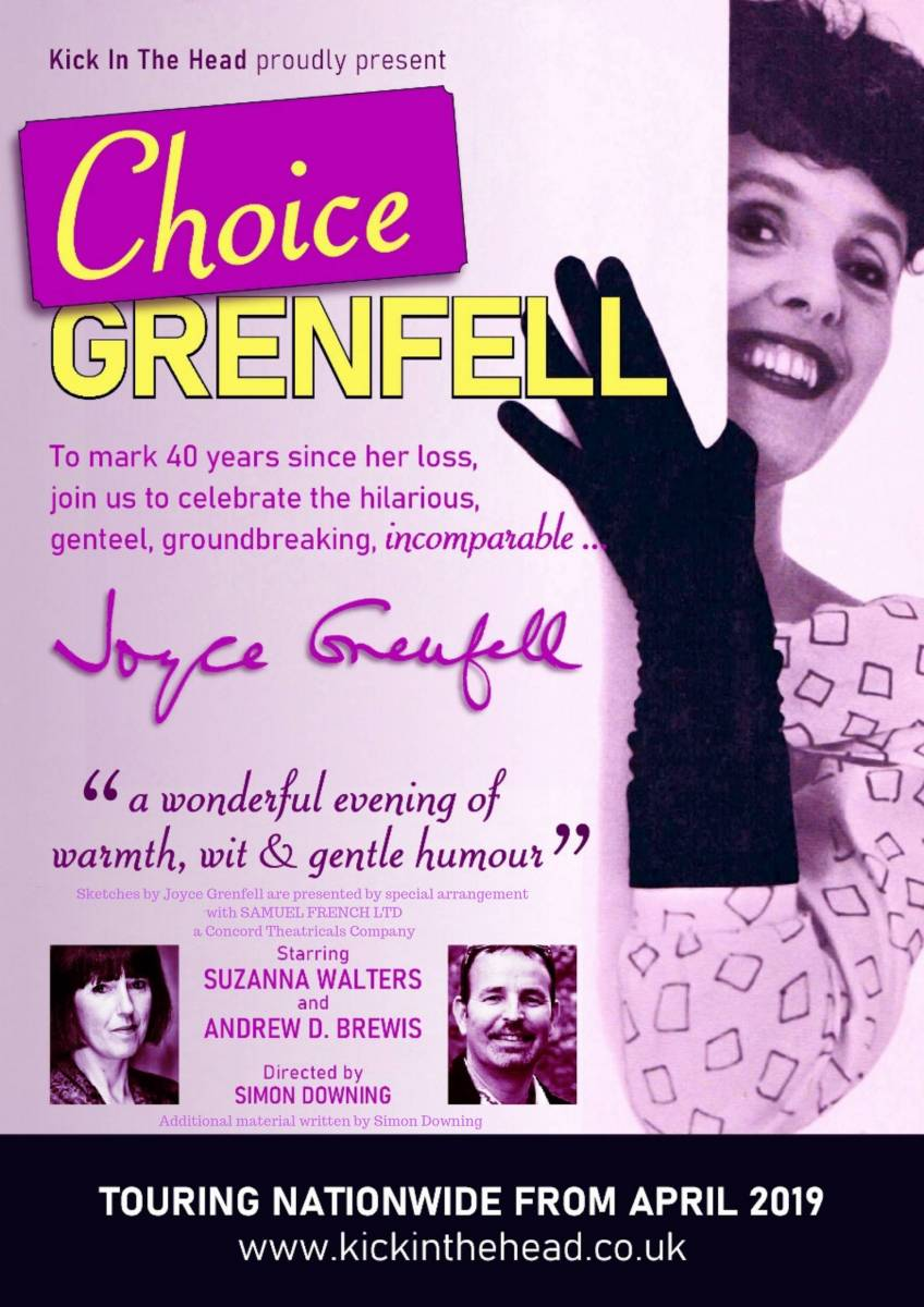 Choice Grenfell – Open Air Theatre