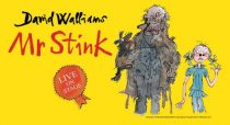 Mr Stink artwork