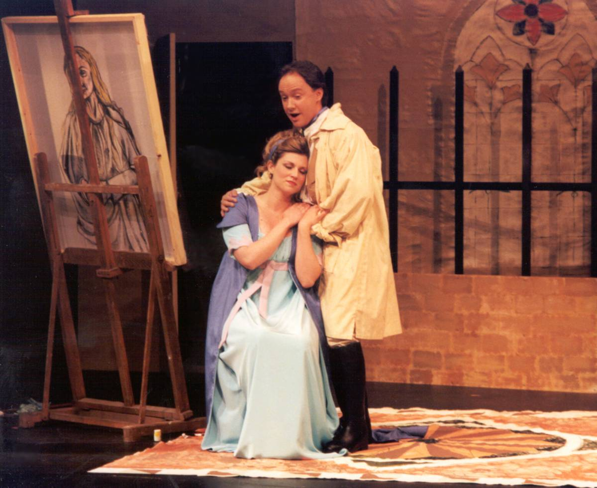 Opera: Tosca (Ticketed) ( CANCELLED)
