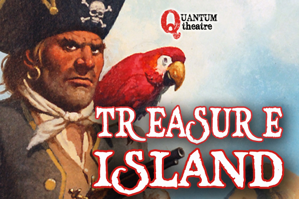 Theatre: Treasure Island (Ticketed)