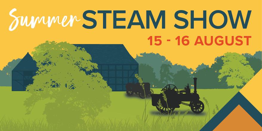 Summer Steam Show (CANCELLED)