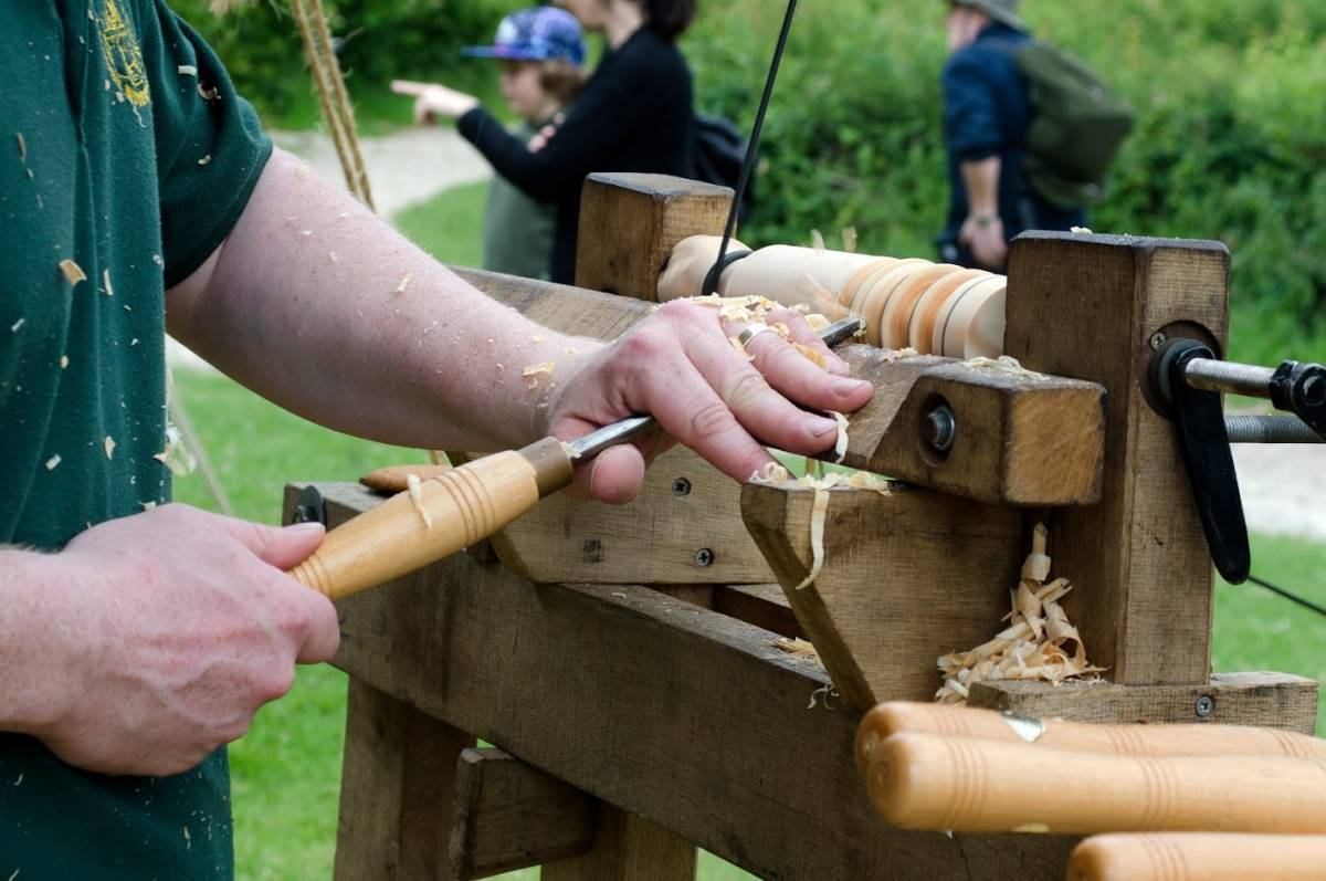 Historic Life Weekend: Heritage Crafts and Skills at Risk