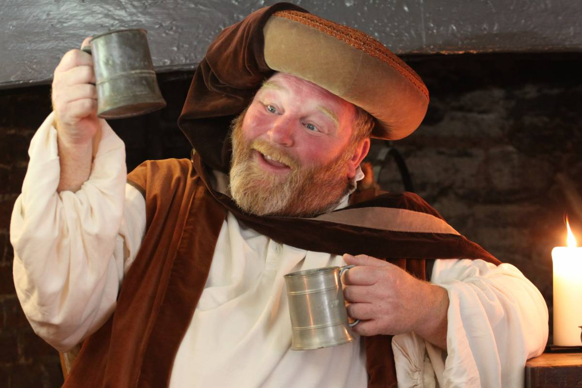 promo image of Falstaff