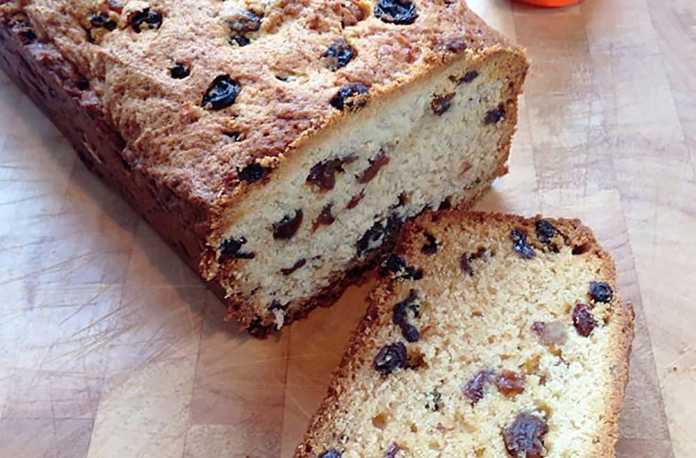 Sussex Wassailing cake