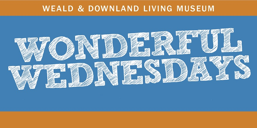Wonderful Wednesdays banner