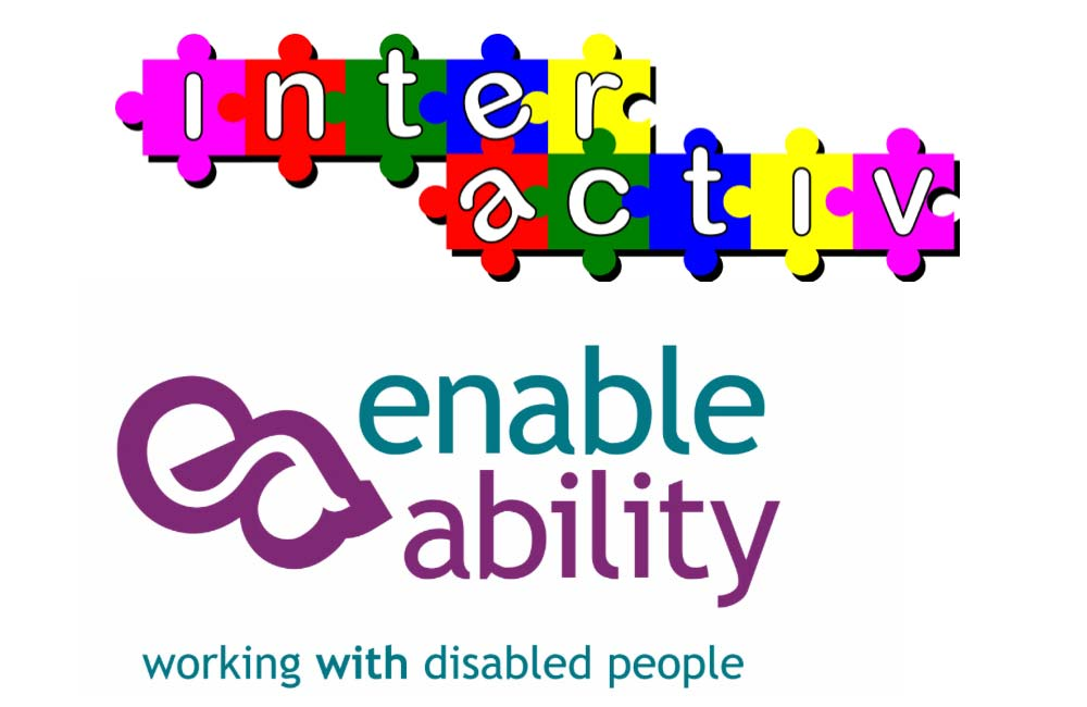 InterActiv Enable Ability logos work experience