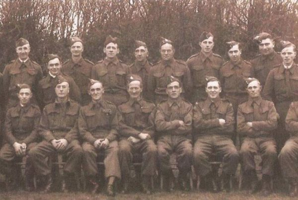The Home Guard based at Keynor Hut