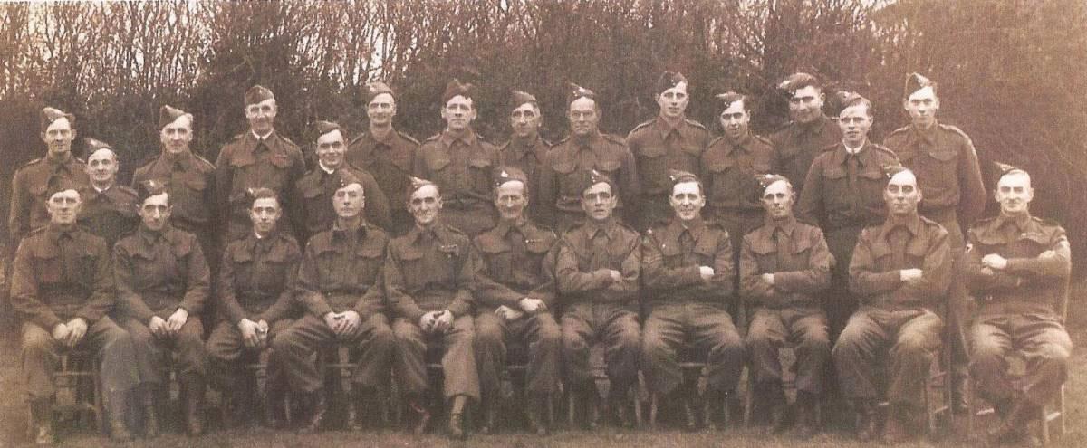 The Home Guard based at Keynor Hut