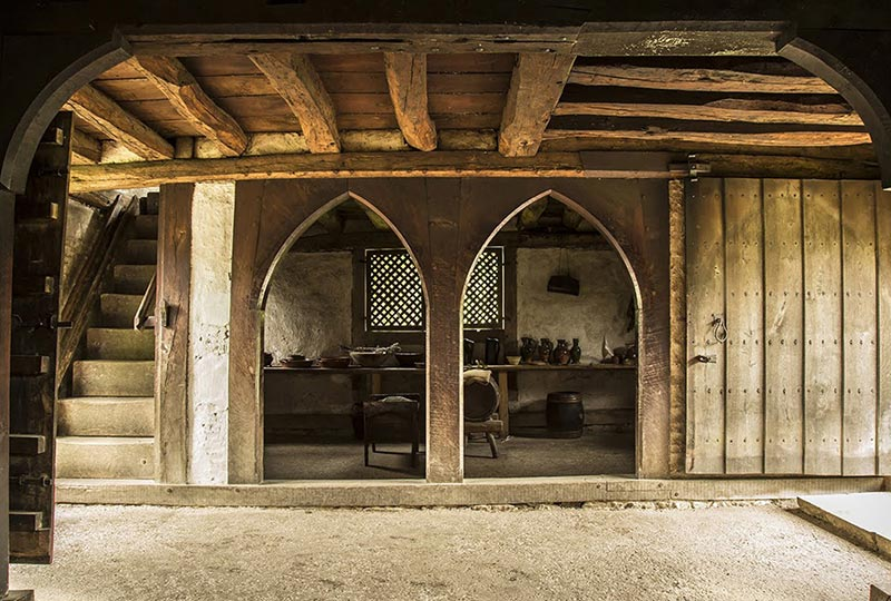 Discover historic buildings at the Weald & Downland Living Museum