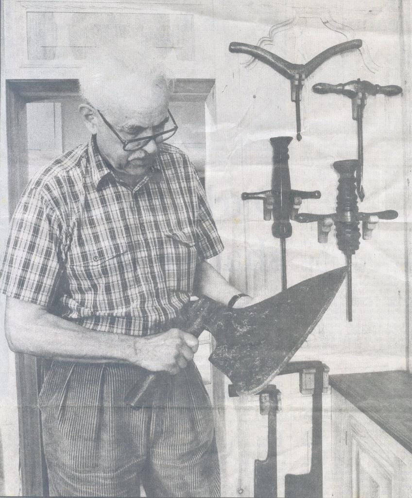 Carpenter Philip Walker