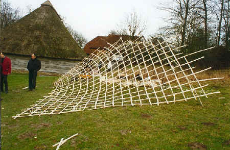 Gridshell experiment