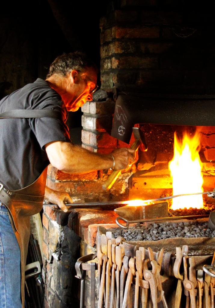 Blacksmithing - WDOAM