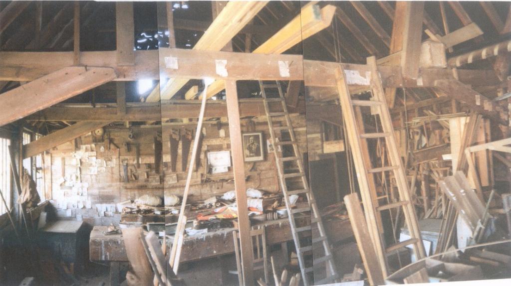 Builders and decorators Nortons workshop