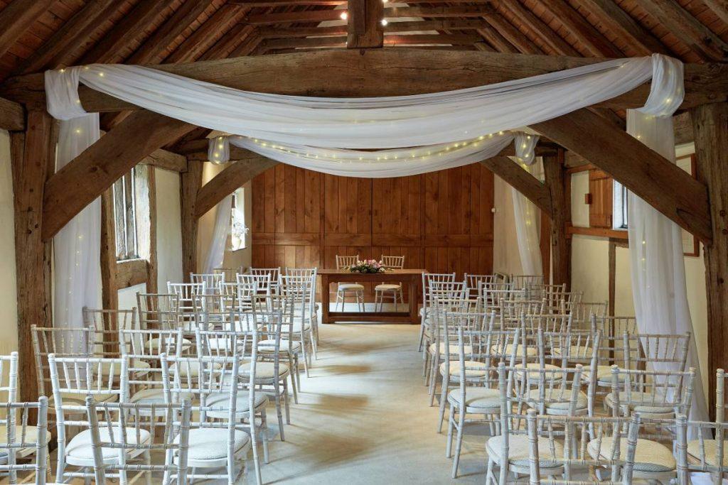 Hall from Crawley interior
