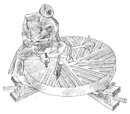 Millwrighting illustration