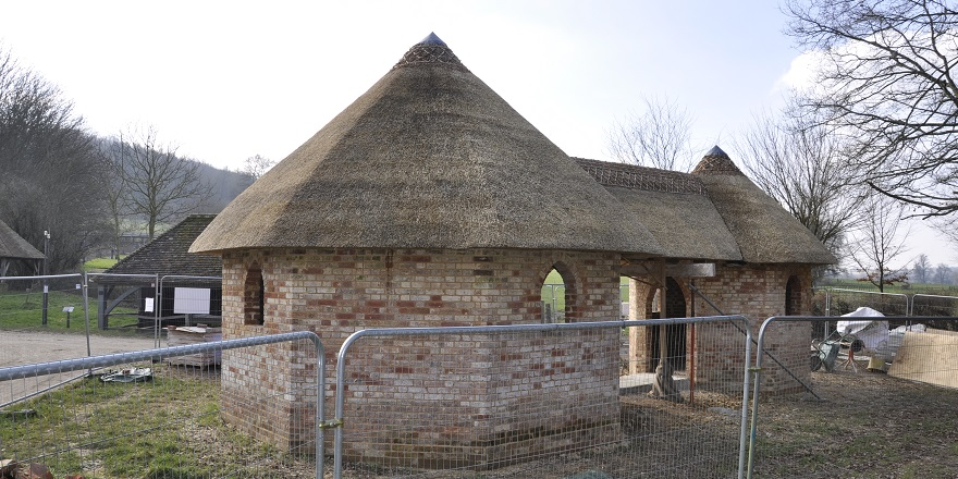 Eastwick Park Dairy: reconstruction at the Museum