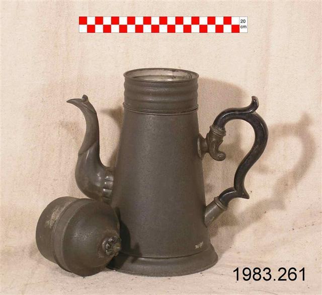 Tinsmithing pot