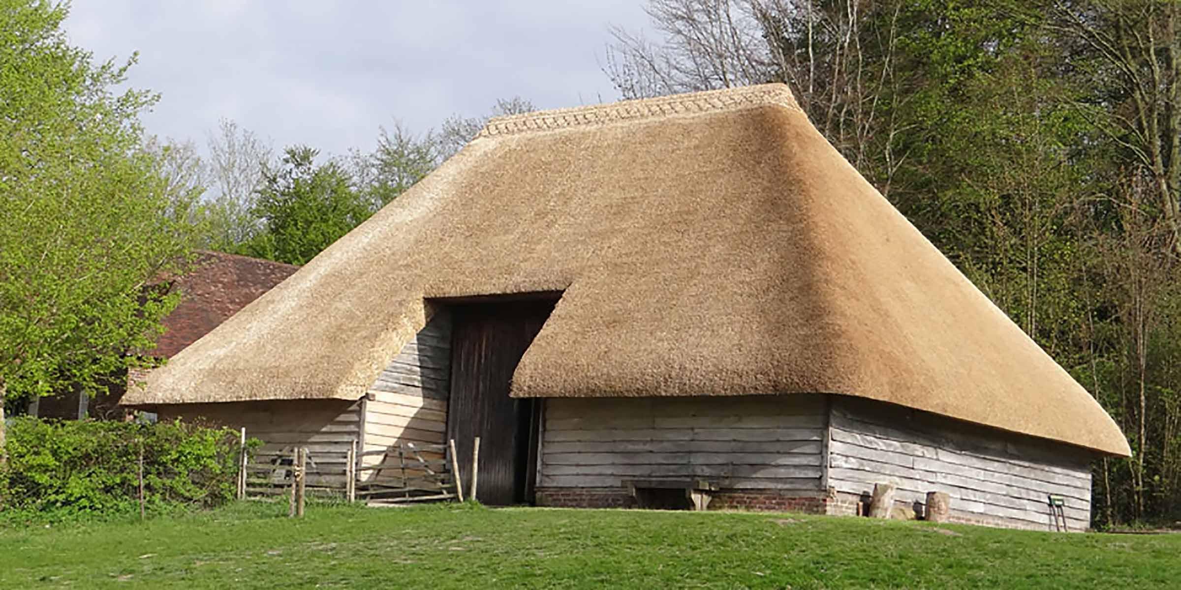 Aisled Barn from Hambrook