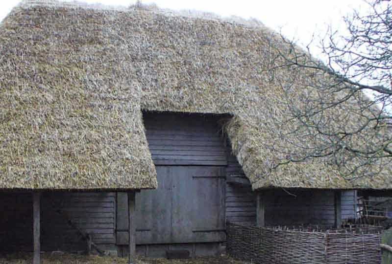 Barn from Cowfold