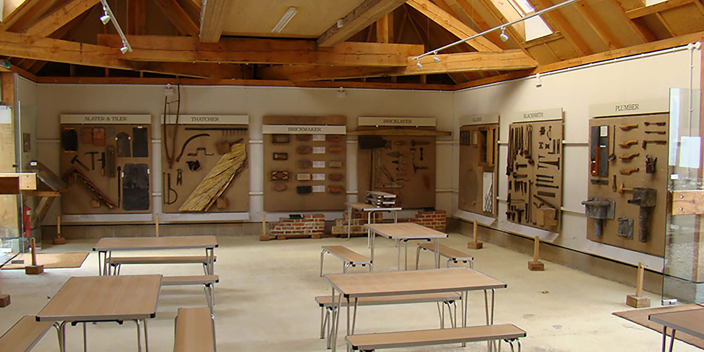 Building Crafts Gallery