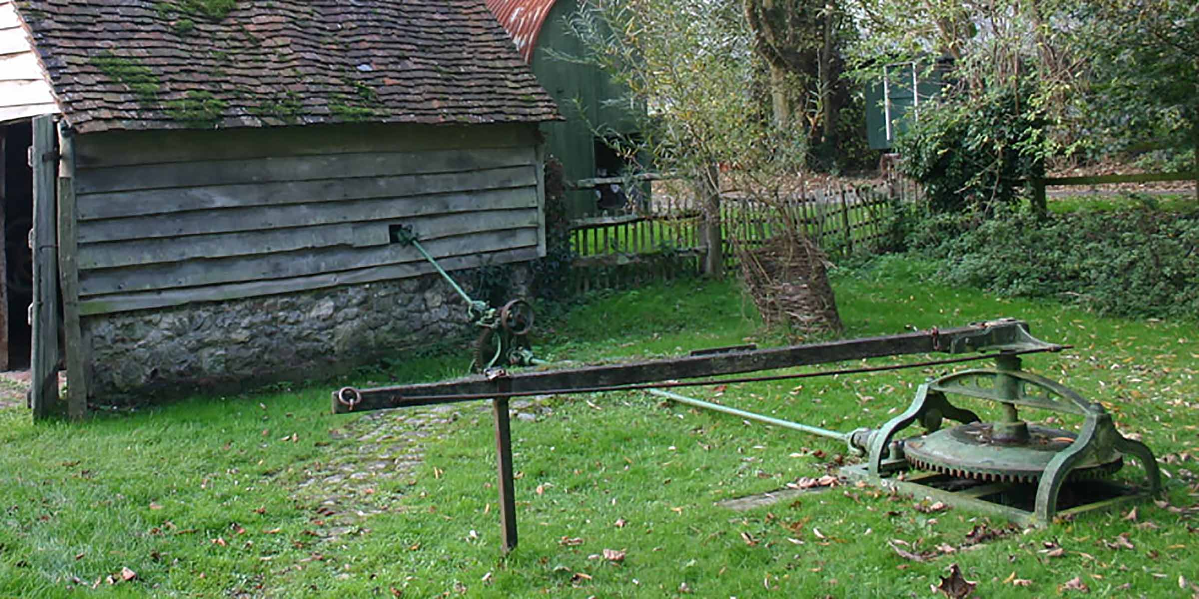 Chaffcutter from East Grinstead, Sussex
