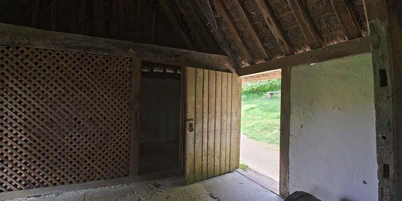 Hall from Boarhunt interior