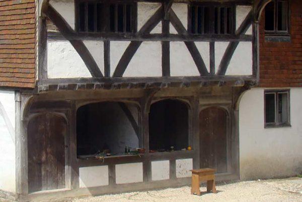 Horsham Medieval Shop, Sussex