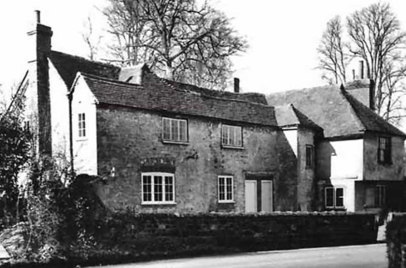 Ivy House in 1968