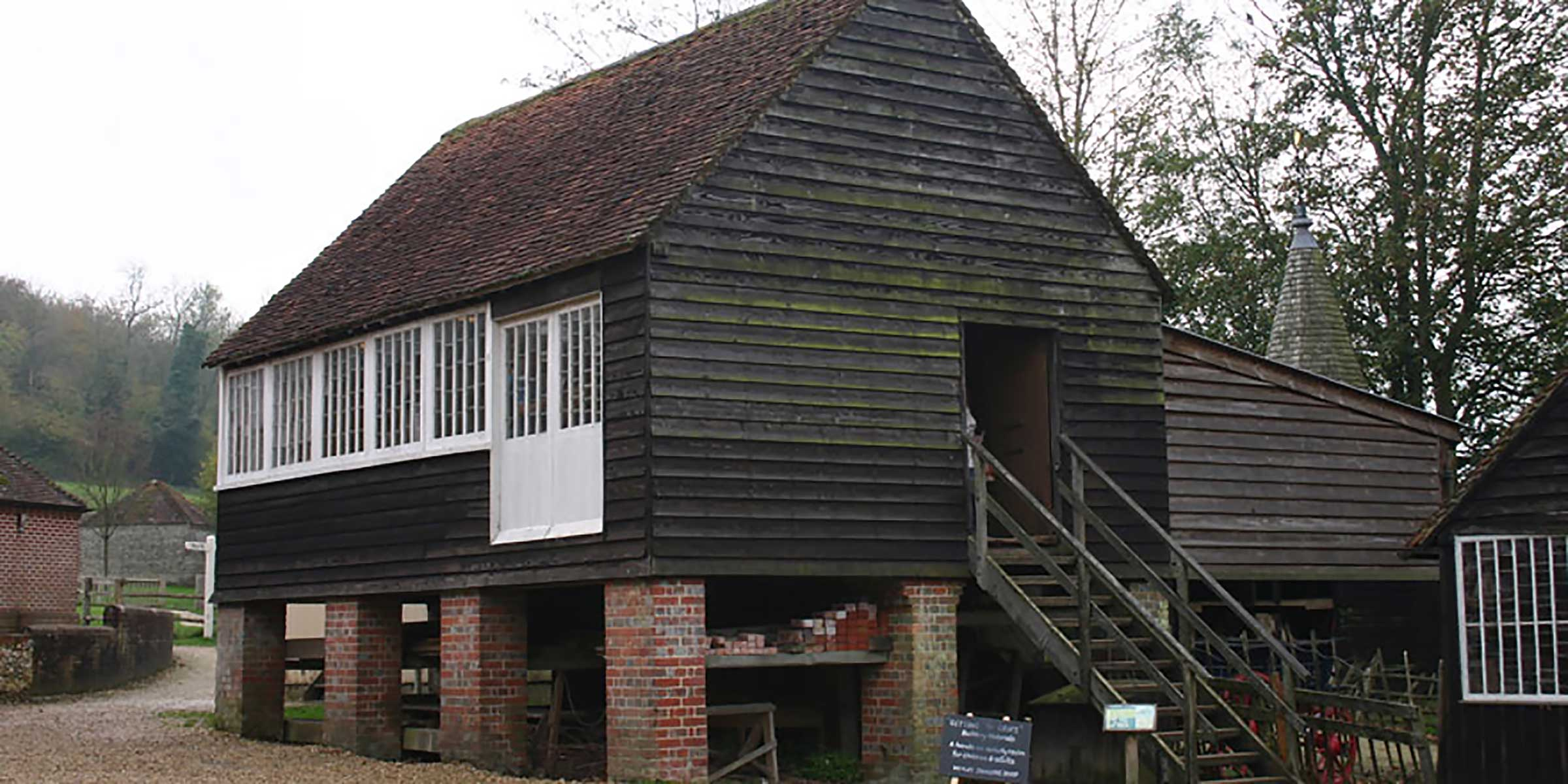 Joiners' shop from Witley
