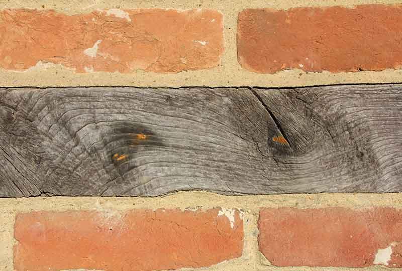 Littlehampton Granary brick detail