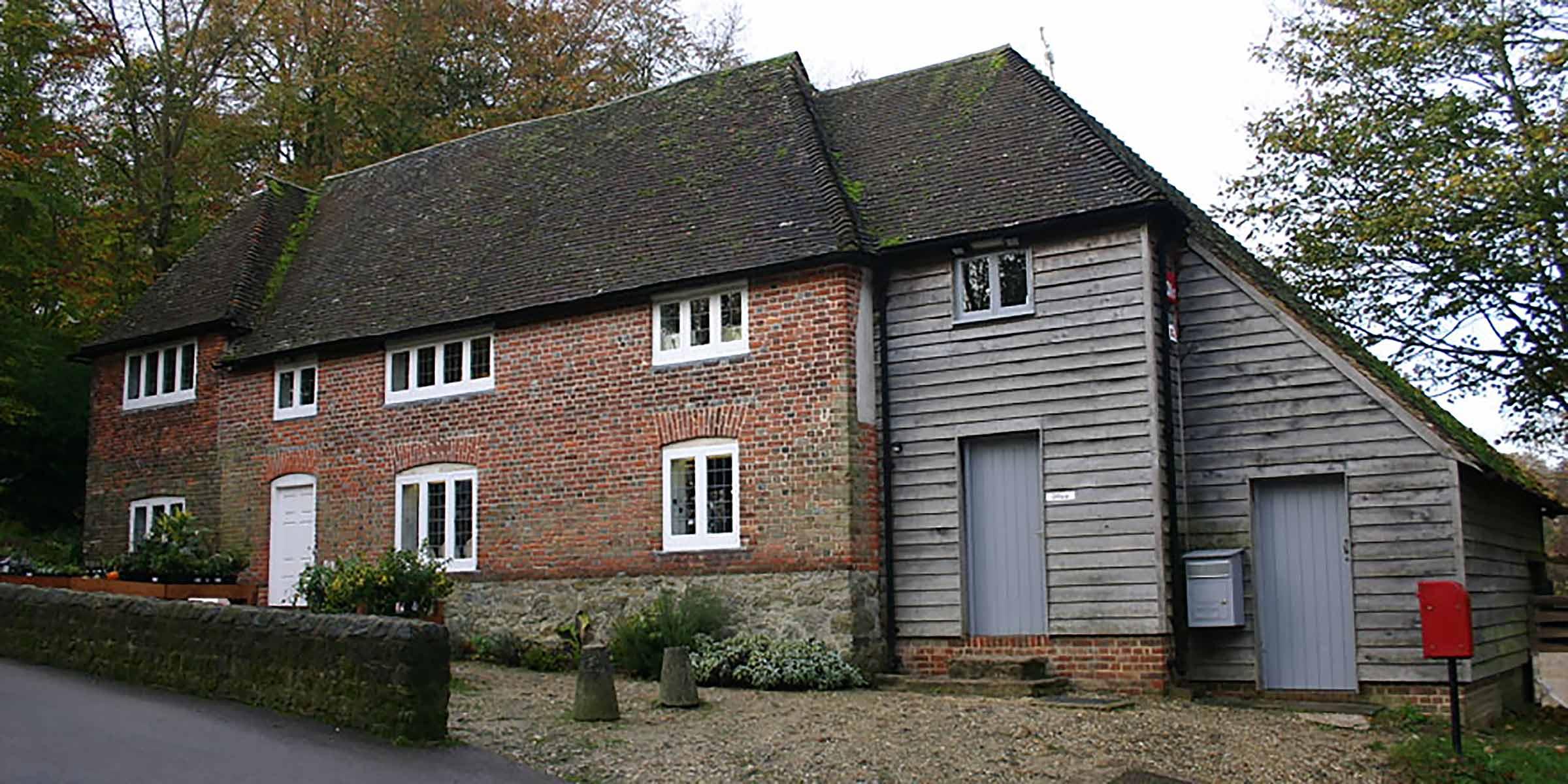 Longport Farmhouse from Newington