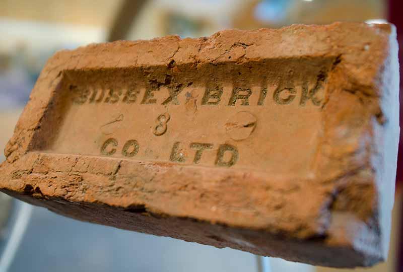 Sussex brick