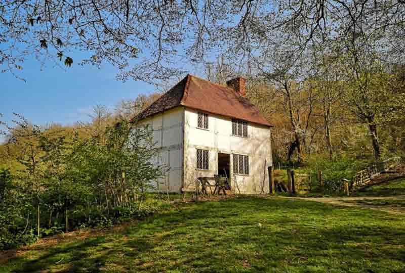 Tindalls Cottage from Ticehurst