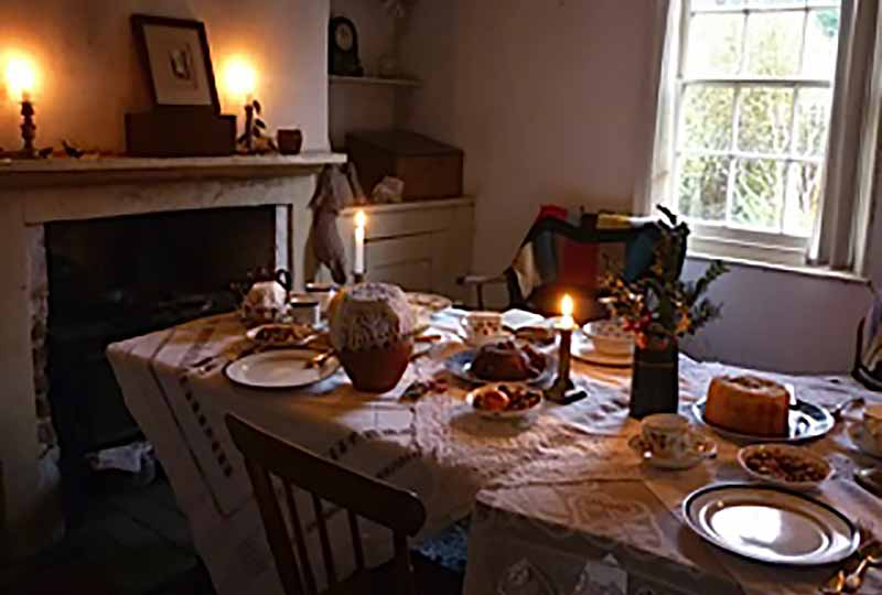 Whittakers Cottage meal