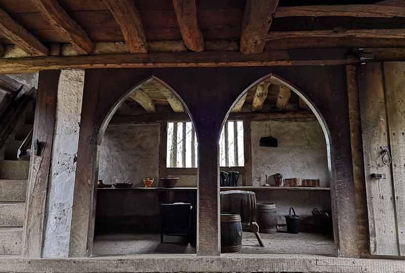 Bayleaf arches